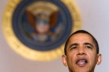 B.Obama pasiūlė parduoti ginklų Taivanui