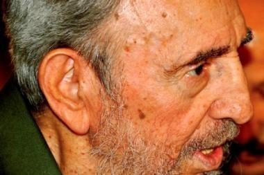 Fidelis Castro pareiškė jau esąs visiškai sveikas