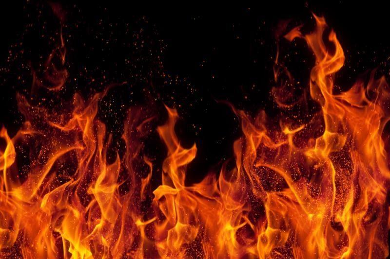 Per gaisrą Raseinių rajone žuvo namo šeimininkas
