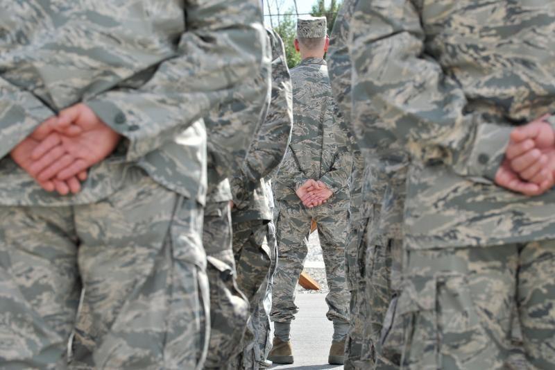 JAV specialiosios pajėgos sustabdė afganų pajėgų mokymą