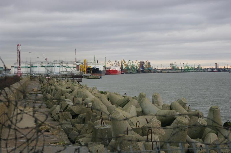 NATO krovinių tranzitas per Klaipėdą pernai išaugo 54 proc.