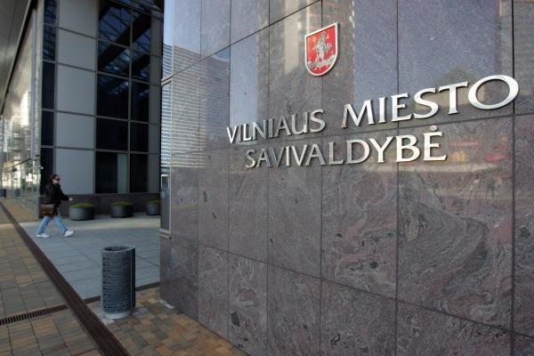 Parengta Vilniaus savivaldybės pastato pardavimo galimybių studija