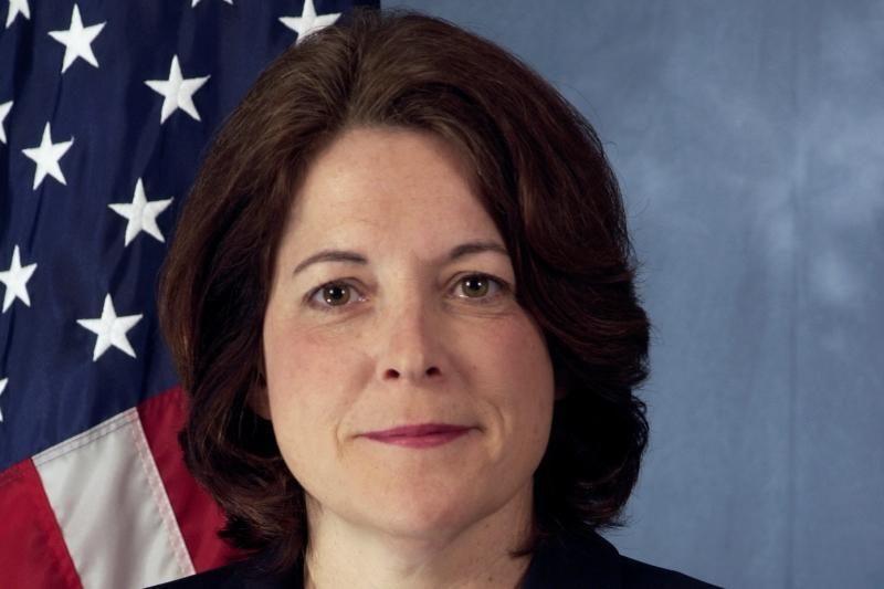 JAV Slaptajai tarnybai pirmąkart vadovaus moteris