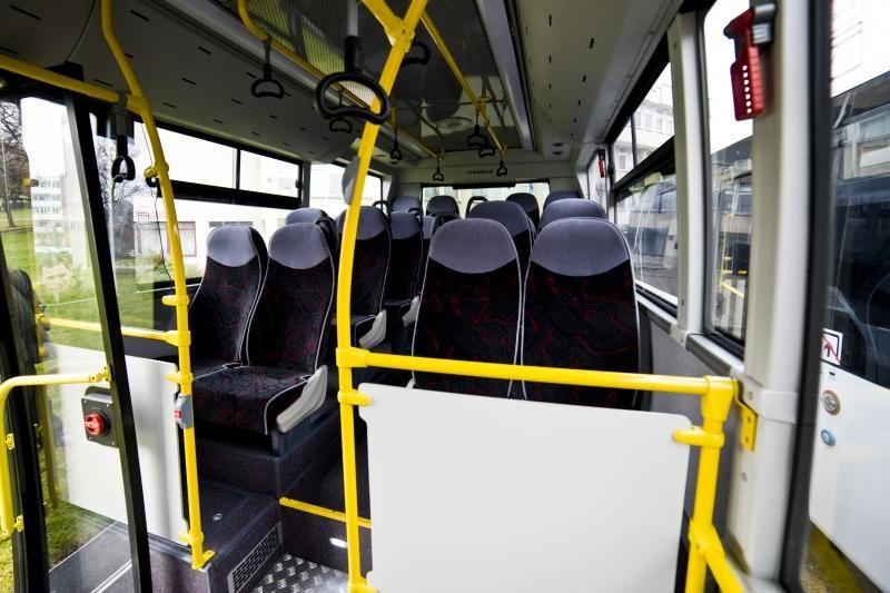 Indijos autobusuose – saugos sistemos