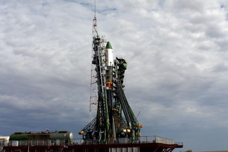 Rusija mėgins krovininį laivą į TKS nusiųsti per rekordinį laiką