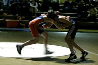 Klaipėdiečiui - laisvųjų imtynių turnyro Latvijoje sidabras