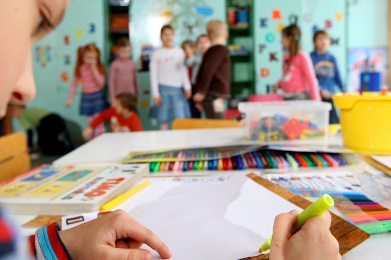 Savanorystės projektas: vaikai laukia Didžiojo Draugo