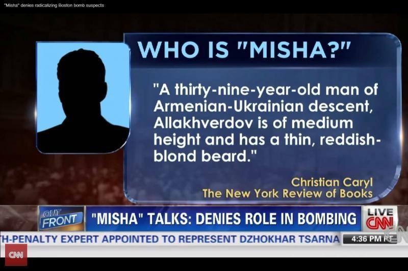"""JAV žiniasklaida atskleidė įtariamąjį Bostono sprogdintoją """"Mišą"""""""