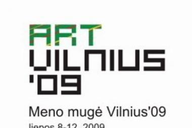 Artėja pirmoji Baltijos šalyse tarptautinė meno mugė