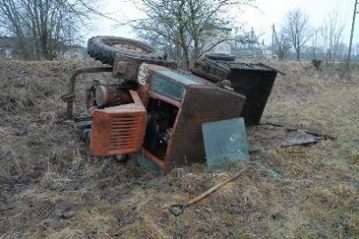 Šilutės rajone žuvo du traktorininkai