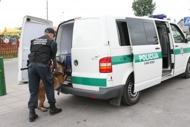 Vilniuje dažniausiai įkliūva nelegalai iš Azerbaidžano