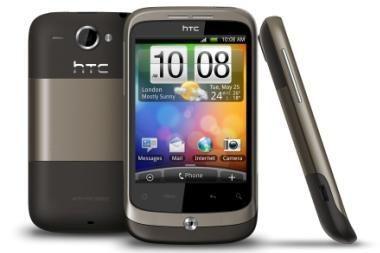 """Jaunimui skirtas išmanusis """"HTC Wildfire"""""""