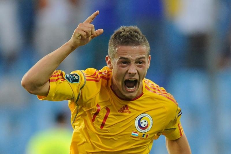 """""""Arsenal"""" nusitaikė į """"Rumunijos Messi"""""""