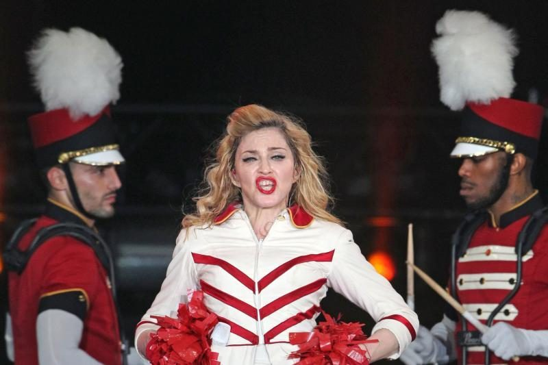 Dainininkė Madonna ketina užtarti Rusijos gėjų bendruomenę