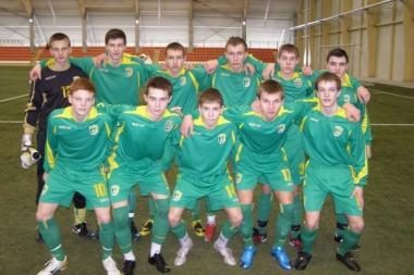 Septyniolikmečiai žais du draugiškus mačus Baltarusijoje