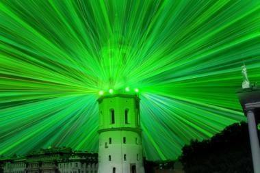 Šiąnakt nušvis Vilniaus katedra