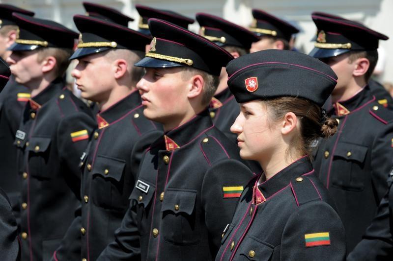 KAM sukurta darbo grupė, vertinsianti padėtį Karo akademijoje