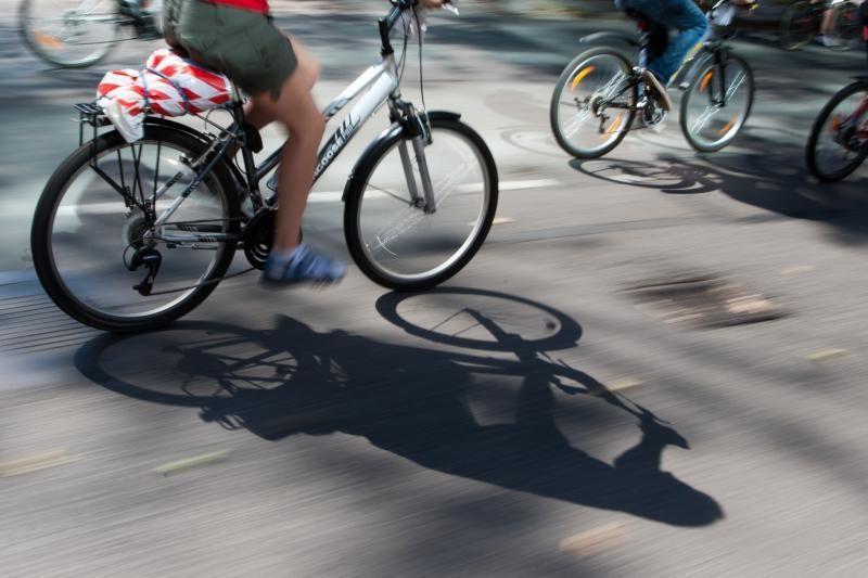 Šiauliuose žuvo 84 metų dviratininkas