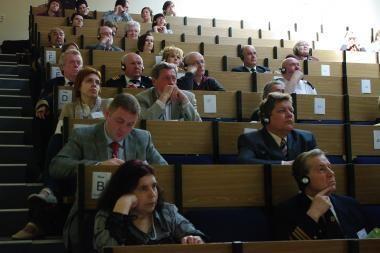 Konferencija apie Klaipėdos miesto jūrinį savitumą