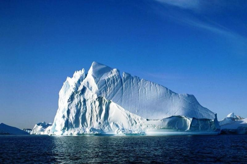 Žiema šiais metais bus atšiauri dėl tirpstančių ledynų