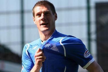 """A.Velička iš """"Rangers"""" keliasi į """"Aberdeen"""""""