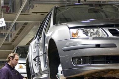 """Kinai už """"Saab"""" atseikėjo pusę milijardo litų"""
