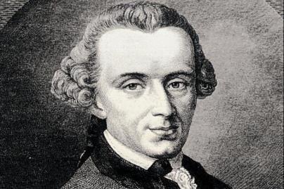 Rastas galbūt Kanto rankraštis