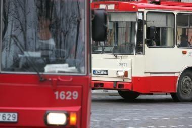 Naktį į rugsėjo 2-ąją sostinėje dirbs viešasis transportas