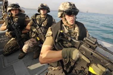 Somalio piratai paleido turkų laivą