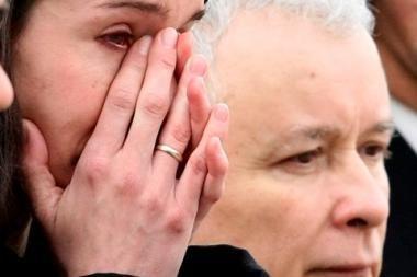 Lenkijos prezidento žūtis skaudžiai sukrėtė jo brolį dvynį