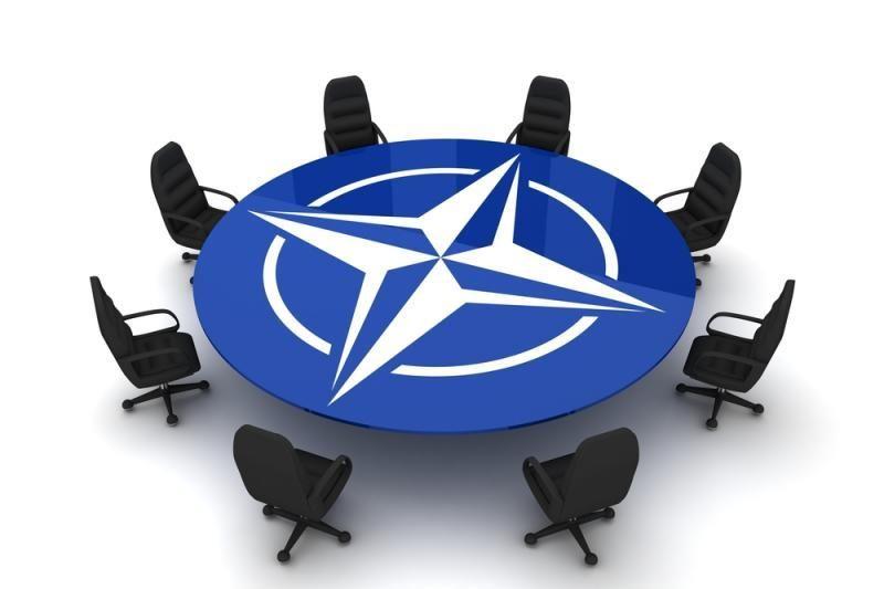 NATO vadovų susitikime – Lietuvos saugumo garantijų įtvirtinimas
