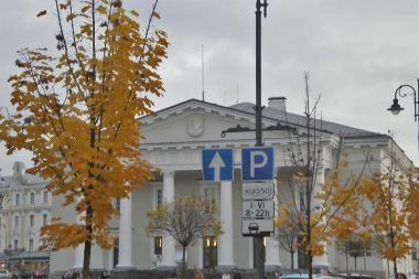 Antradienį Vilniuje - stiprus vėjas ir šiluma