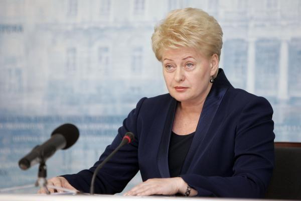 D.Grybauskaitė kritikuoja Vyriausybės siūlymą didinti išlaidas biudžete