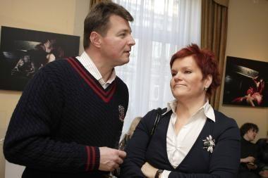 Strasbūro teismas sprendžia, ar nagrinėti Mertinų ir Ž.Žvagulio skundus prieš Lietuvą