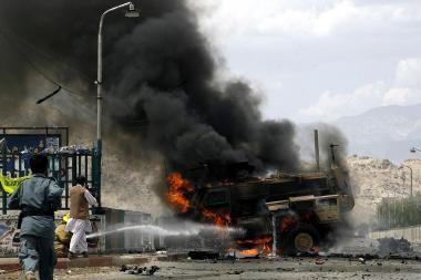 Afganistane tęsiasi protestai dėl planuoto Korano deginimo