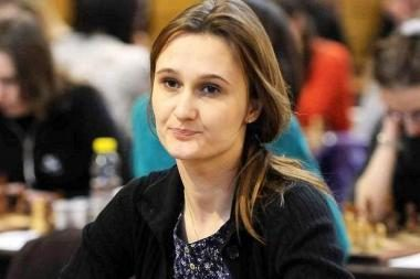 V.Čmilytė pralaimėjo pirmąją šešioliktfinalio partiją