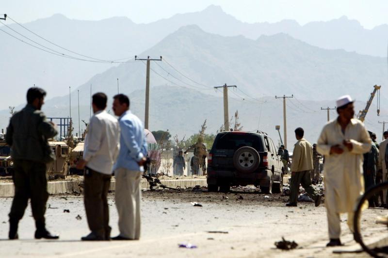 Afganistane per išpuolį žuvo du NATO kariai
