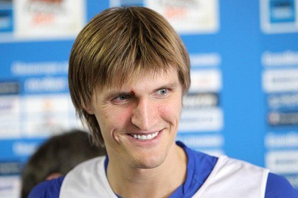 A.Kirilenko vėl apsivilks CSKA marškinėlius