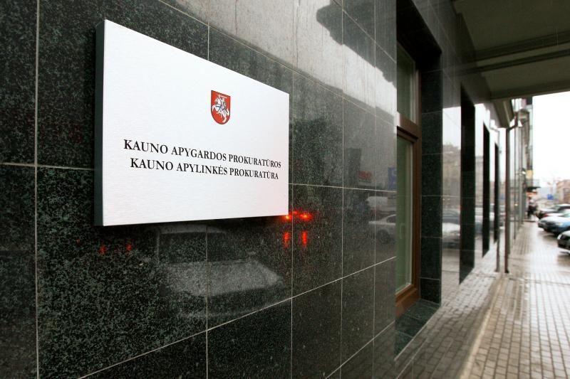 Kauno prokuratūroje apklaustas finansų viceministras A.Vitkauskas