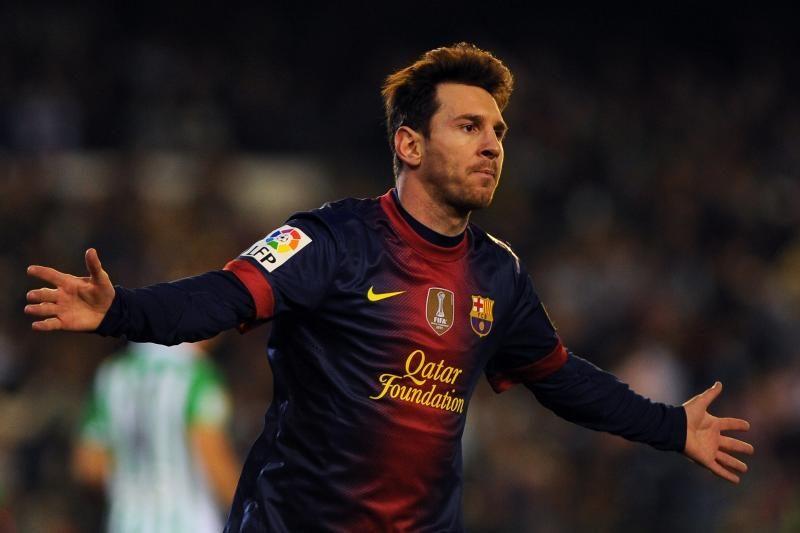 L.Messi aplenkė G.Mullerį ir pagerino visų laikų rezultatyvumo rekordą
