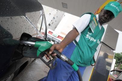 Už benziną dėkojo Dievui