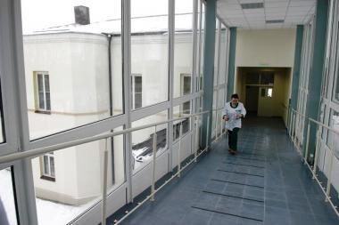Pertvarkytos ligoninės teigia grįžę keliasdešimt metų atgal