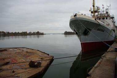 Abejojama dėl giliavandenio uosto Kaliningrado srityje