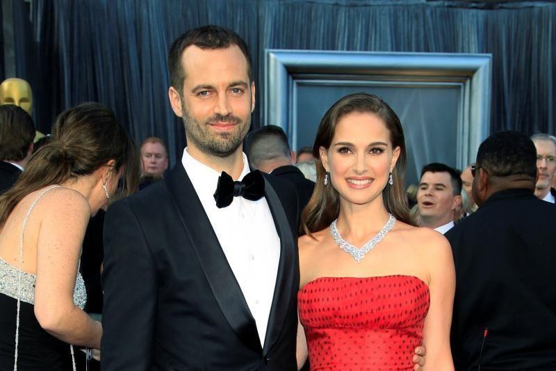 Aktorė Natalie Portman susituokė su choreografu Benjaminu Millepied