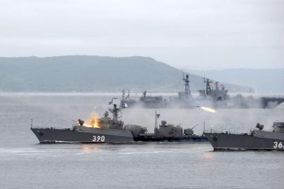 Pratybose Lietuvos vandenyse dalyvaus rusų karo laivai