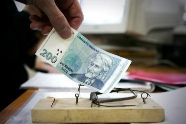 Laisvė nuo mokesčių šiemet ateis gegužės 5 d., valdžia skolon gyvens dar 32 dienas