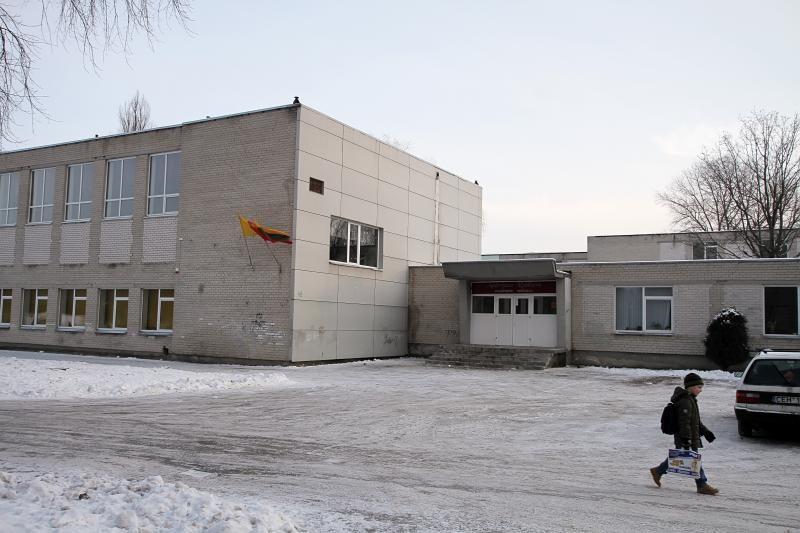 Nepaisant aistrų, A. Rubliovo mokyklos Klaipėdoje nebeliks