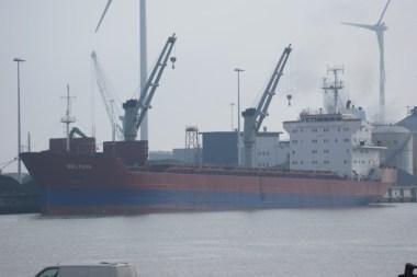 """Ministro laiškas nepadėjo išlaisvinti """"Deltuvos"""" jūrininkų"""