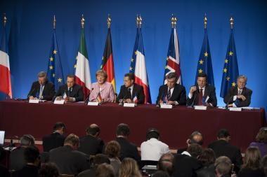 Europos bankų skolos nebus išpirktos