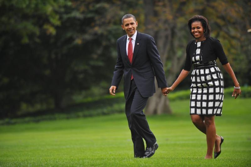 Obama savo gimtadienį šventė žaisdamas golfą
